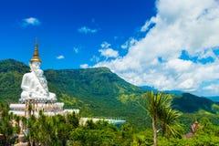 在Phasonkaew寺庙,泰国的Buddhas 库存照片