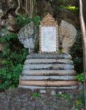在Phnom Sampeou附近 免版税库存照片