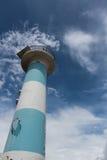 在Phu Quoc海岛,越南的灯塔 库存图片