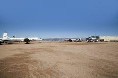 在Pima空气和太空博物馆,图森的航空器 免版税图库摄影