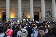 布宜诺斯艾利斯Celebrations教皇 库存图片