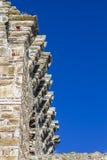 在Pytheion城堡的一个塔,在埃夫罗斯地区,色雷斯,希腊 库存图片