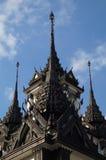 在Rajnatdha寺庙的Lohaprasart 免版税库存照片