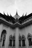 在rayong城市的泰国寺庙。 免版税库存图片