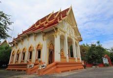 在salaloy的Wat的寺庙 免版税库存照片