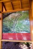 在SAQSAYWAMAN的印加人墙壁,秘鲁,南美。多角形石工的例子。著名32个角度石头 库存照片