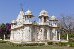 在Shivpuri的纪念碑 免版税库存照片