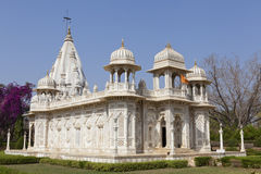 在Shivpuri的纪念碑 库存图片