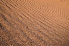 在Simos海滩,埃拉福尼索斯岛,希腊的沙子 库存图片