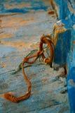 在Skala du Port的细节在索维拉 免版税库存照片
