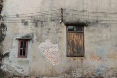 在songkhla泰国的街道艺术 免版税库存照片