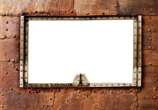 在steampunk样式的难看的东西背景 库存图片