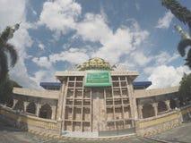 在Taqwa Amuntai的Mesjid Raya 图库摄影