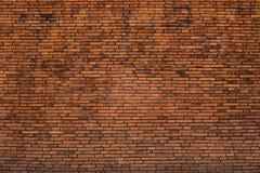 在thapae门的老砖墙 图库摄影