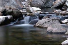 水在The Creek 免版税库存图片