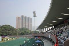 在tko运动场的第6场香港比赛 免版税图库摄影