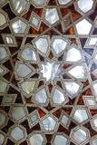 在Topkapi宫殿的美丽的装饰,伊斯坦布尔,土耳其 库存照片