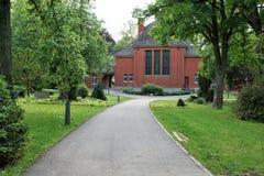 在tuttlingen的火葬场 库存图片