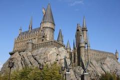 在USJ的城堡 图库摄影