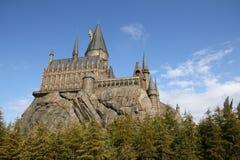 在USJ的城堡 库存图片