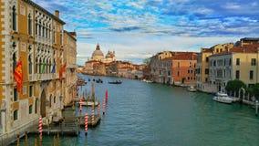 在venecia的Hous 免版税库存图片
