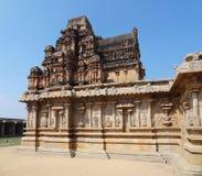 在Vijayanagara的Krishna寺庙 免版税库存图片