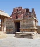 在Vijayanagara的Krishna寺庙 图库摄影