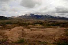 在Wahington状态的Mt圣Helens 库存图片