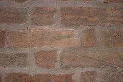 在wal的砖 免版税库存图片