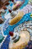 在WAT PHA SORN KAEW寺庙的样式灰泥 图库摄影