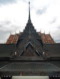 在Wat Rachanutda寺庙的Loha prasart在曼谷,泰国 库存图片