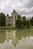 在Werkhoven附近的城堡Beverweerd 图库摄影
