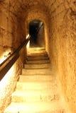 地下墓穴在萨尔布吕肯 免版税库存照片