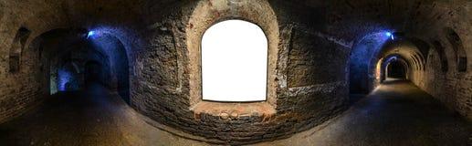 地下墓穴 免版税库存图片