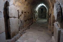 地下室的室 免版税库存图片