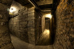地下室 图库摄影