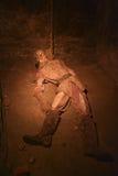 地下酷刑 库存图片