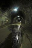 地下隧道 库存照片