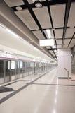 地下香港 免版税图库摄影