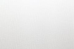 织地不很细墙壁白色 免版税库存图片