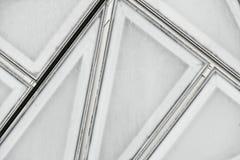 织地不很细银色金属和玻璃抽象背景 库存图片