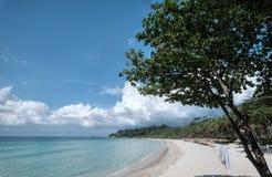 地中海会旅行社股份有限公司, Bintan,印度尼西亚 库存图片