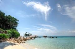 地中海会旅行社股份有限公司, Bintan,印度尼西亚 图库摄影