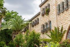 地中海城市风景 库存图片