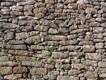 地中海墙壁 库存图片