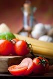 地中海的厨房 免版税图库摄影