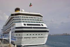 地中海的巡航 免版税库存图片