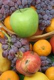 地中海苹果的果子 免版税库存照片