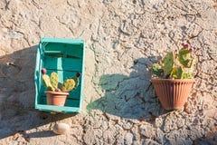 地中海装饰品 免版税库存图片