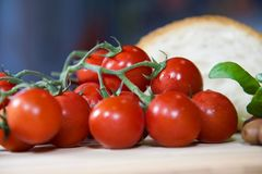地中海饮食第10 免版税库存图片